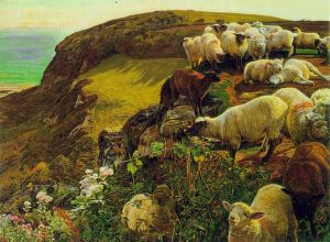 Hunt Our English Coasts 1852