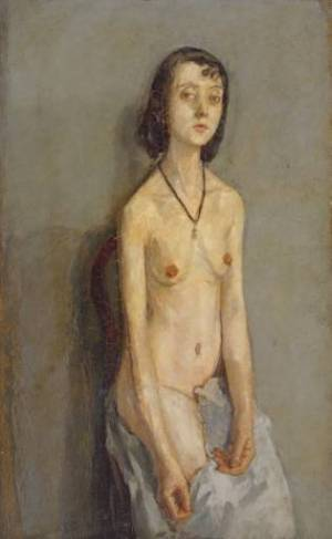 Johns Nude Girl 1909-10