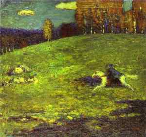 Kandinsky_The_Blue_Rider_1903