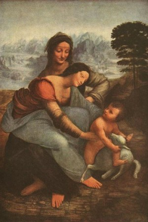 Leonardo_Madonna_and_Child_and_St_Anne_Louvre
