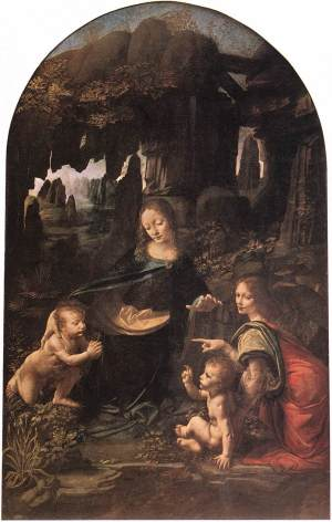 Leonardo_Virgin_of_the_Rocks