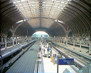 London_Paddington_Station