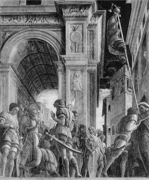 Mantegna_St_James_led_to_Execution_1452
