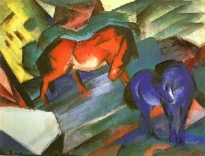 Marc_Red_and_Blue_Horses_1912