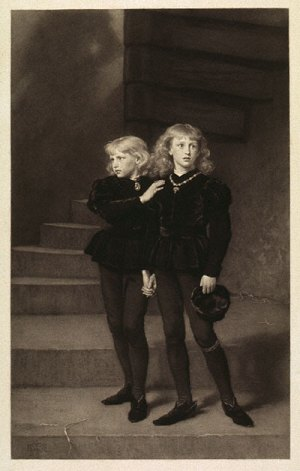 Millais_The_Princes_in_the_Tower_1878