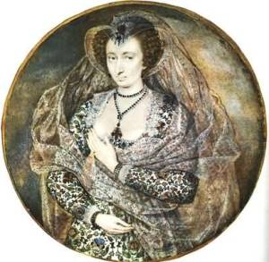 Oliver Unknown Lady1595-1600