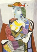 Picasso_Portrait_of_Marie-Therese_1937
