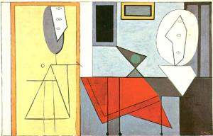 Picasso_The_Studio_1927-1928