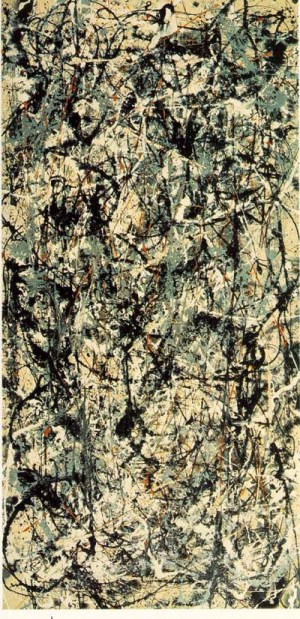 Pollock_Cathedral_1947