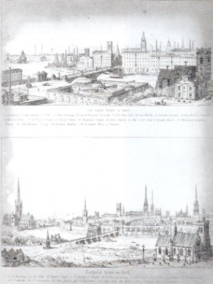 Pugin_Contrasted_Towns_Contrasts_1836