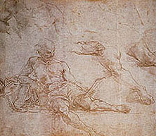 Raphael_drawing_Diogenes