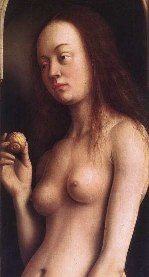 van_Eyck_The_Ghent_Altarpiece_Eve_1425-29