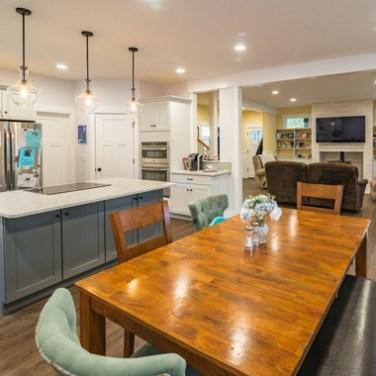Washougal Custom Home - Shaffer, Inc. - Clark County Home Builder