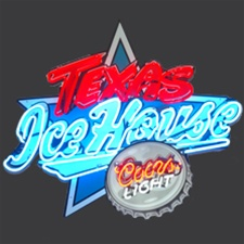bistro style dining chairs chair for hemorrhoids texas ice house coors light neon sign