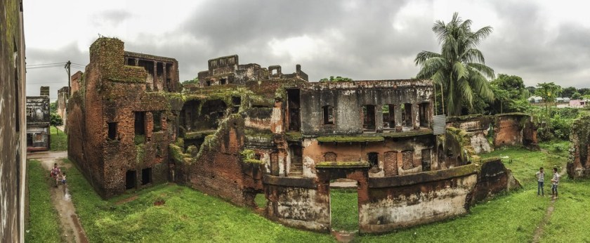 Ruins of Panam Nagar, Sonargaon. Where the East India Company factory was located. once the biggest arong of Bengal muslin. Photo: Shahidul Alam/Drik/Majority World
