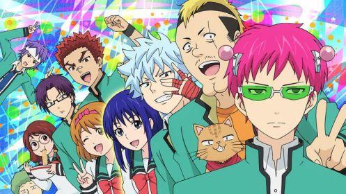 Saiki Kusuo No ψ Nan Season 2 Shahiid Anime