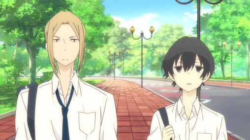 | NEW AGE | الكسل في الأنمي | تقرير عن شخصيات كسولة - صفحة 2 Tanaka-kun-05-3