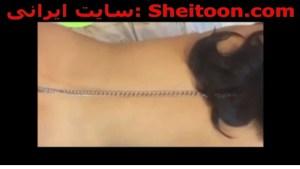 کلیپ دختر ایرانی که برده شده
