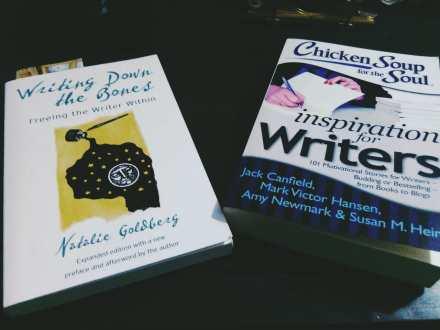 Writer's Block, Shailaja V, Natalie Goldberg, Writing Down the Bones