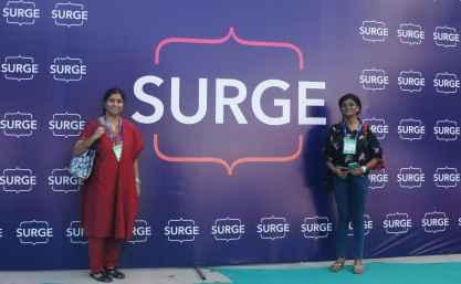 Surge Conference_Shailaja_Rachna