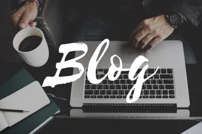 Blogging guilt