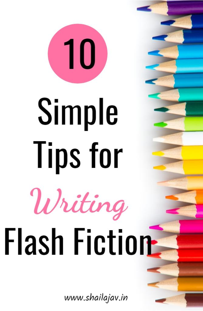 Writing Flash Fiction on your mind? In this post I teach you how to write flash fiction using ten simple steps. #Writing #WritingTips #Writers