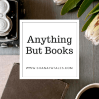 All you wanted to know about me (or not)- Anything but books Tag