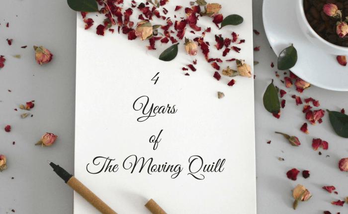 4 Years of Writing