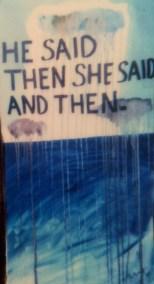 He Said She Said (Age 18)