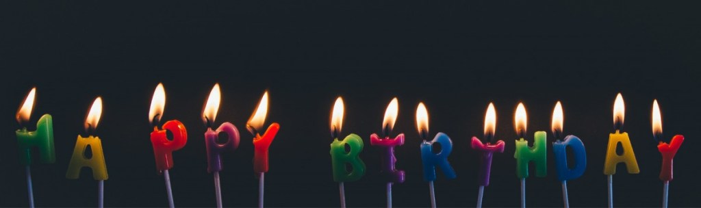 Our Video Advertising company celebrates its first birthday!