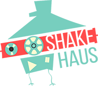 Shakehaus Logo Video Production Glasgow
