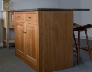 Kitchen Island No Overhang