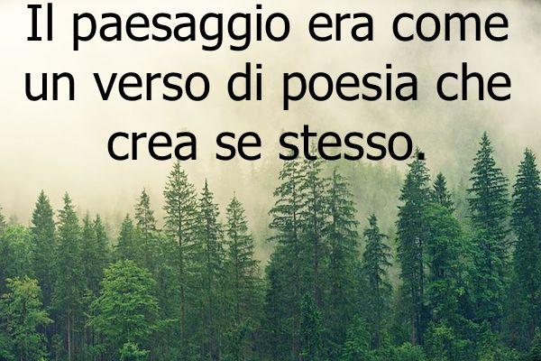 Frasi Paesaggio  Bswittetulp