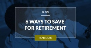 6 Ways for Successful Individuals to Save for Retirement