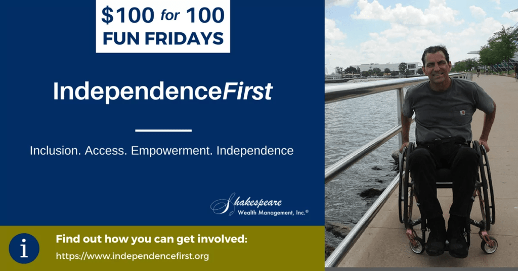 Independence First Fun Friday