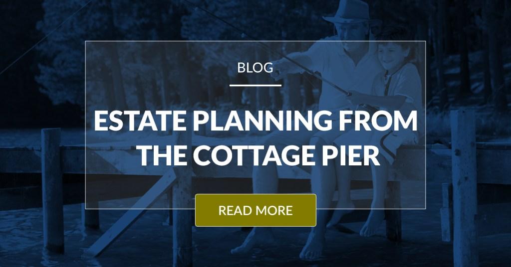 Estate Planning Form The Cottage Pier