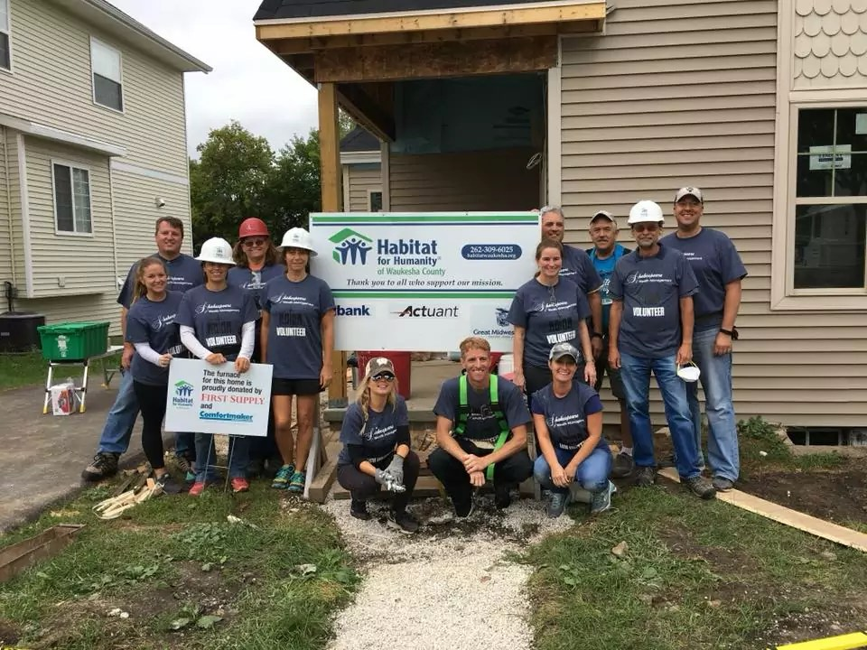 Habitat Team Photo