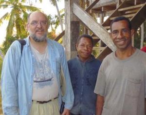 Todd, Pius, and Steven at Tiap 2013