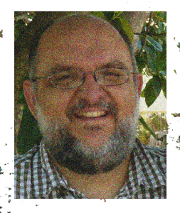 Aged Todd Portrait Photo