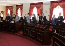 Утверждена новая структура администрации города Шахты