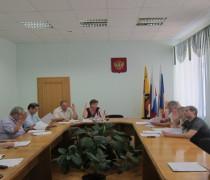Состоялось очередное заседание комитета по бюджету