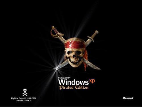 Около 30% операционных систем Windows в Таганроге - поддельные