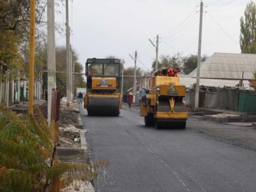Шахтинские дороги ремонтируются в соответствии с планом