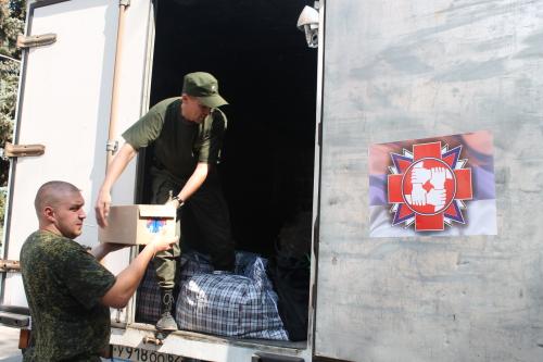 """Василий Соловьёв: """"Мы продолжаем помогать людям не смотря ни на что! Спасибо тем, кто поддерживает нас в этом благом деле!"""""""