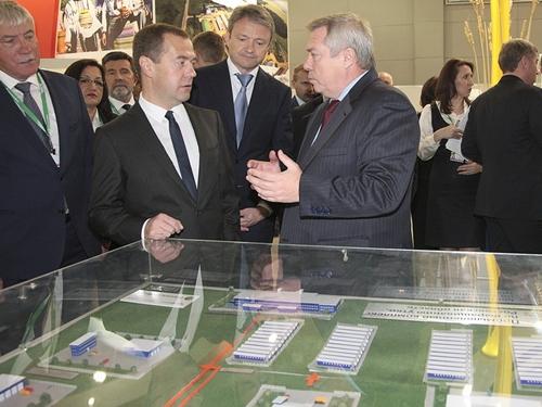 """""""Евродон"""" ждёт в гости премьер-министра"""