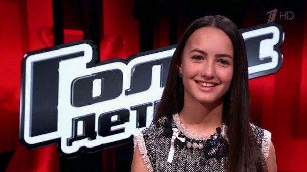 13-летняя ростовчанка Саша Болдарева пополнила команду Димы Билана в третьем сезоне шоу #Голос.Дети
