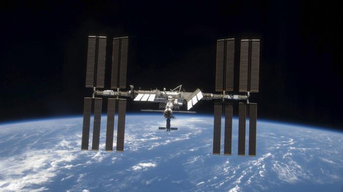 Россия построит отель для космических туристов на МКС. Видео