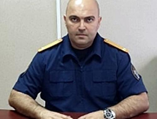 Назначен руководитель следственного отдела по городу Шахты