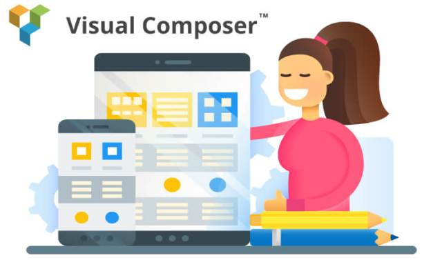 Visual Composer in wordpress