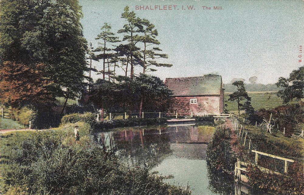 Shalfleet Isle of Wight